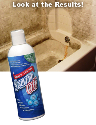 Scum Off Shower Cleaner